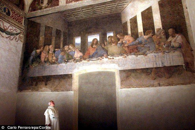 Música Escondida Predicciones Del Fin Del Mundo Y Más En La última Cena De Last Supper The Last Supper Painting Rennaissance Art