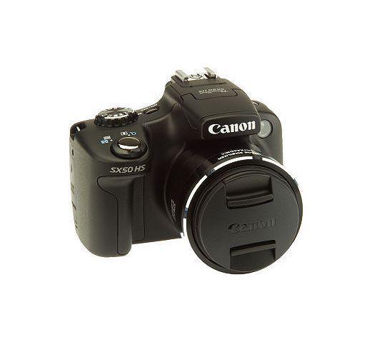 Canon PowerShot SX50 HS 12MP 50X Zoom...    $399.95
