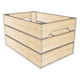La Caisse En Bois De Simply A Box Ideal Pour Le Rangement La