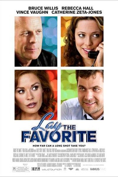 Lay The Favorite Proximo Filme De Catherine Zeta Jones Ganha