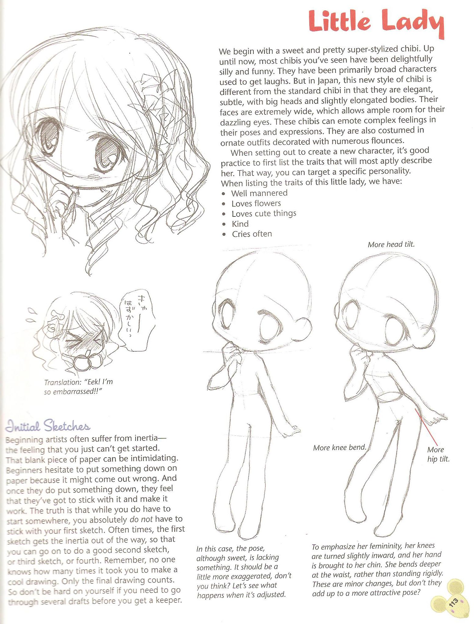 from manga mania chibis and furry by Christopher Hart