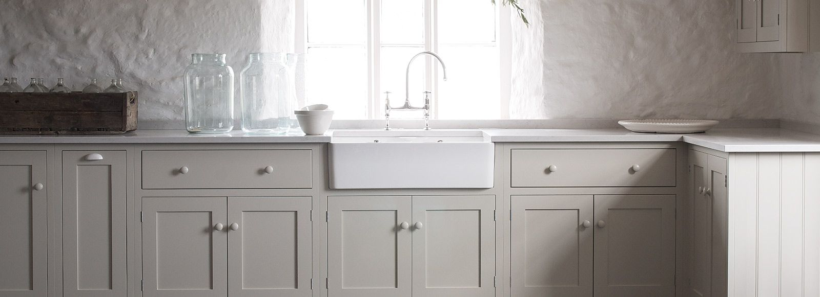 Devol kitchens simple furniture beautifully made for Handmade kitchens