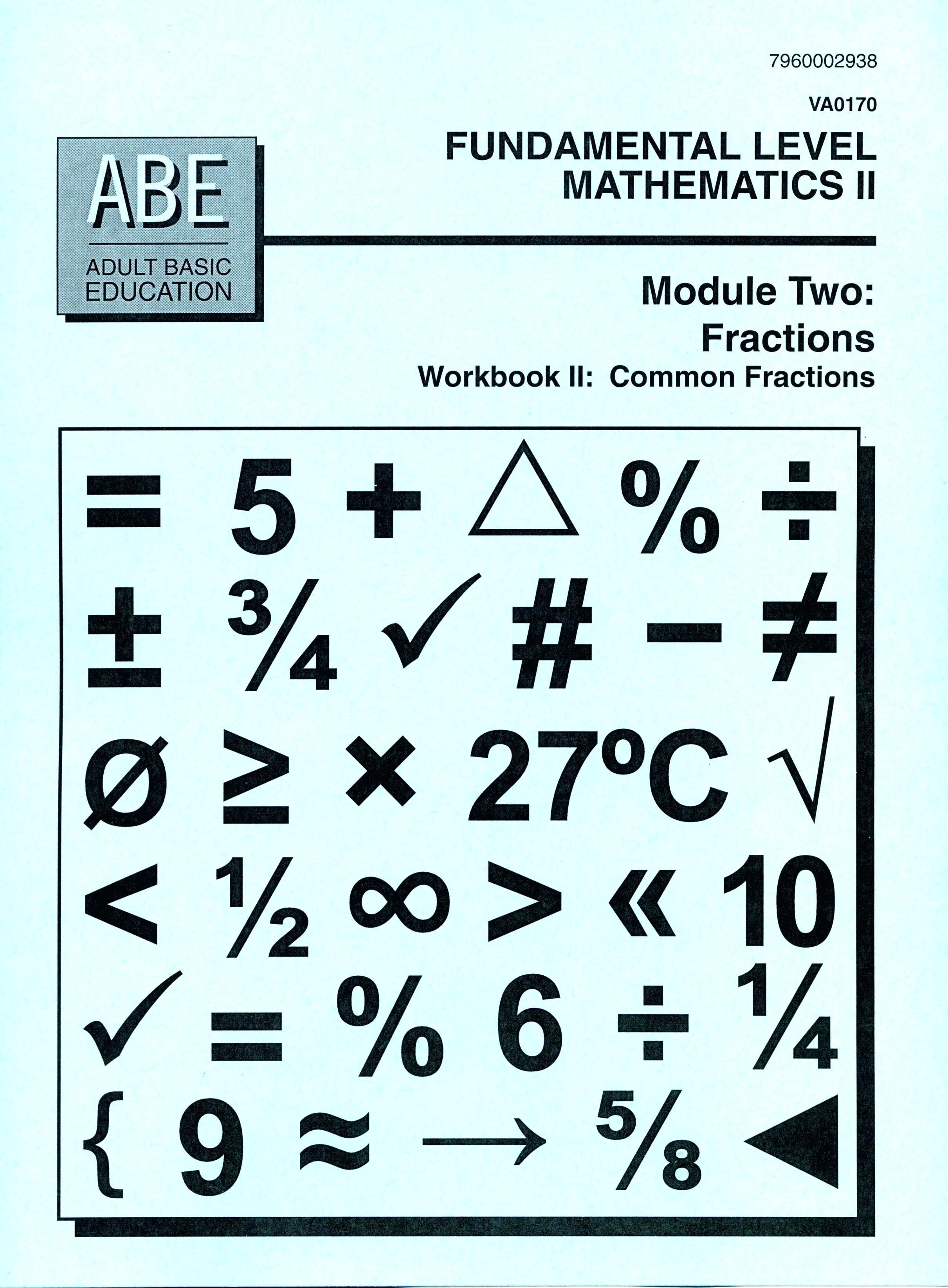 medium resolution of Common core fractions 5th grade math common fraction decimal percent