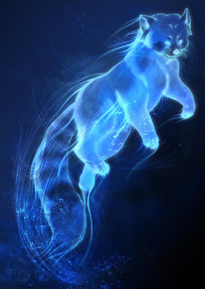 Manx Cat Patronus : patronus, Expecto, Patronum, VaultScout, Harry, Potter, Patronus,, Mythical, Creatures, Fantasy