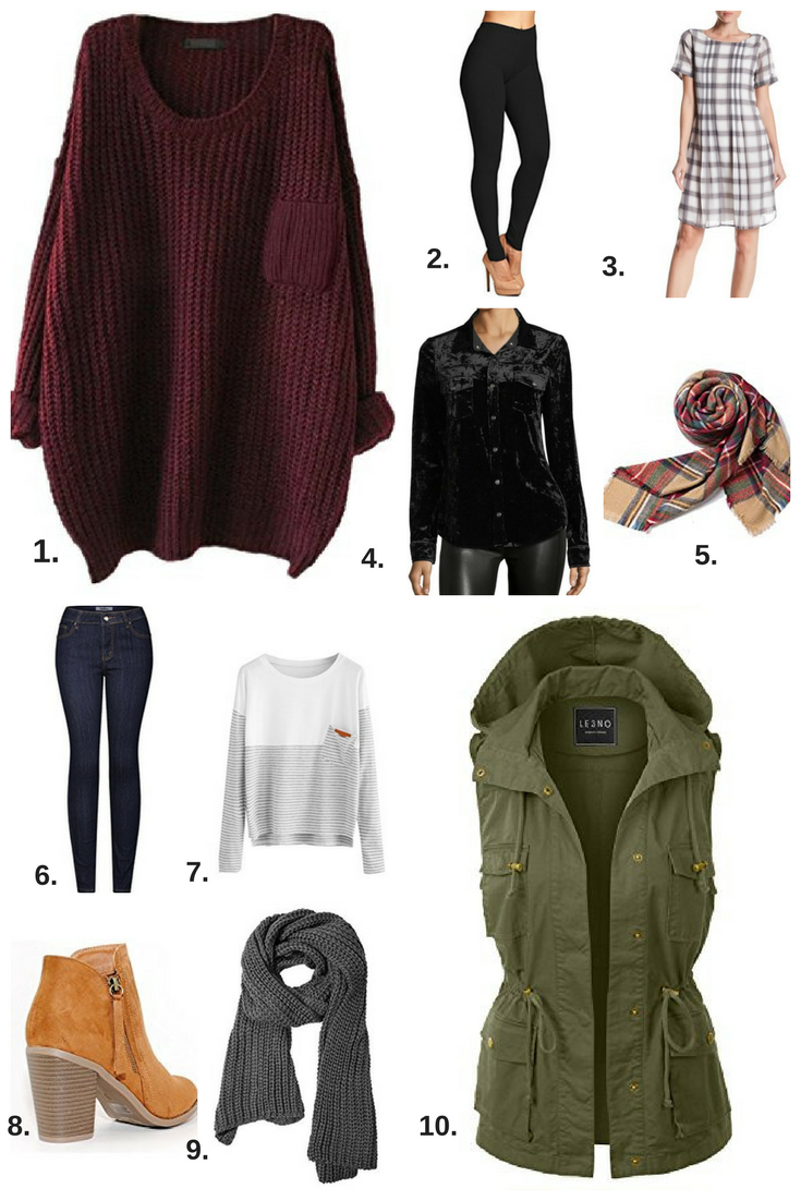 464d1f439b8 Top 10 clothing items for the perfect winter outfits! Get some inspiration  for your winter wardrobe with these clothes and accessories!