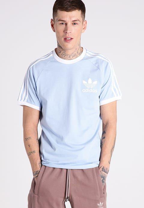 Adidas Kr Originals Shirts T Til Print Easblu Bestil California jGqVpzUMLS