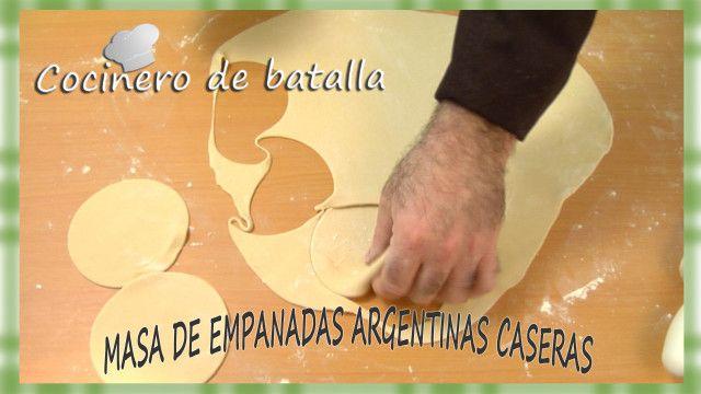 Tapas argentinas caseras tradicionales.