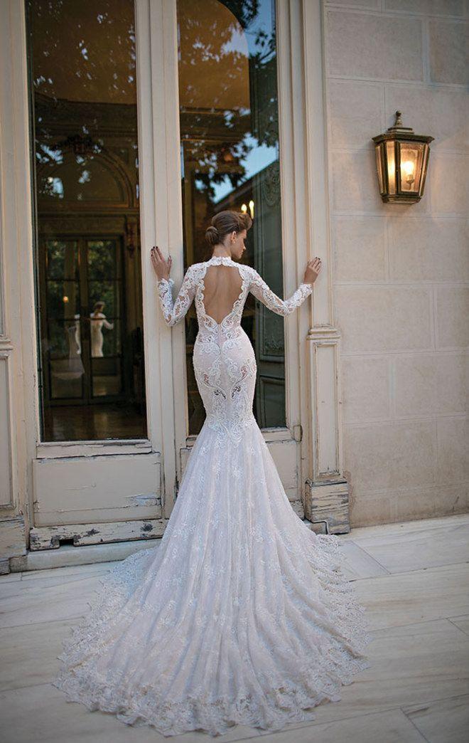 Sexy Sanduhr: 40 traumhafte Brautkleider im Meerjungfrau-Stil 2016 ...