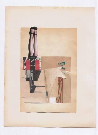 "Saatchi Art Artist edoardo de falchi; Collage, ""∟∟∟∟∟∟∟∟∟∟egs"" #art"