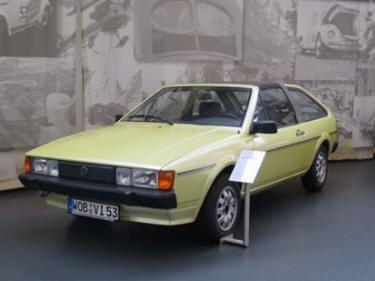Og Volkswagen Vw Scirocco Targa Prototype