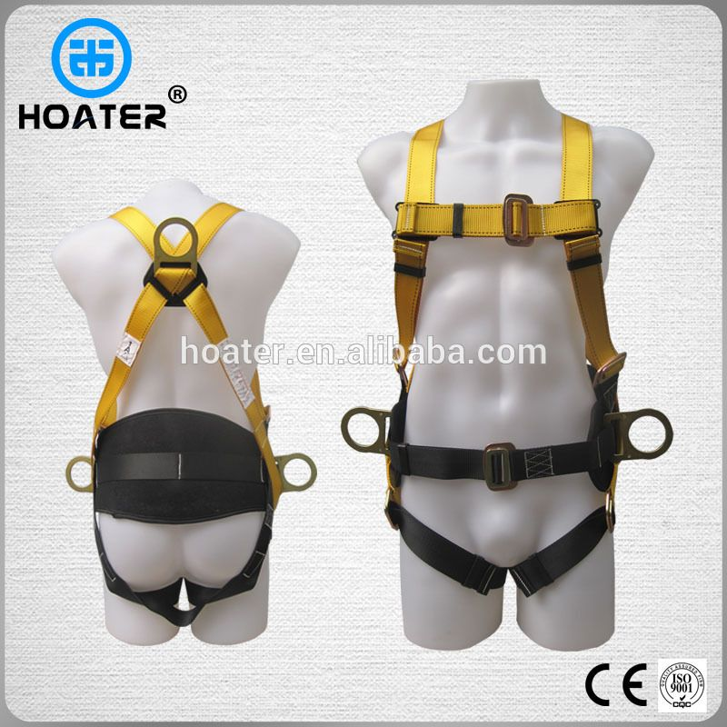 Hoater High Quality Climbing Full Body Safety Harness