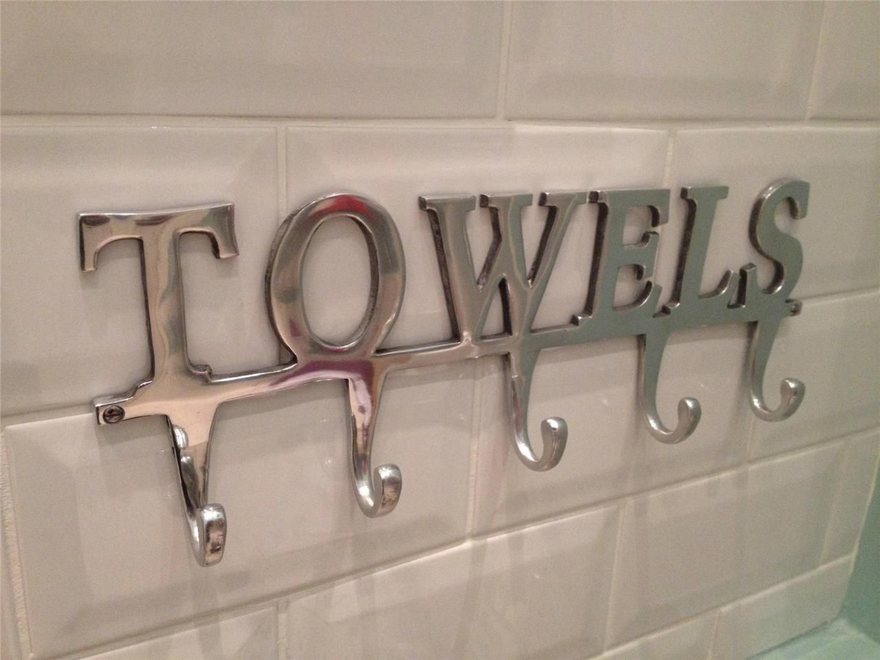 Charmant Towel Racks For Bathroom Wall   Google Search