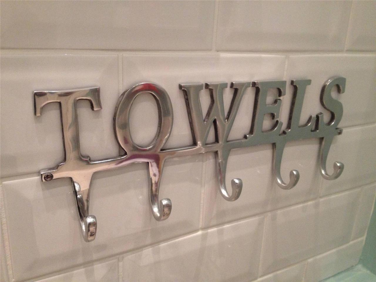 Bathroom Towel Hook Rack Unique Paper Towel Holders Double Paper Towel Rack With Hooks With Images Towel Holder Bathroom Bath Towel Hooks Towel Rack Bathroom