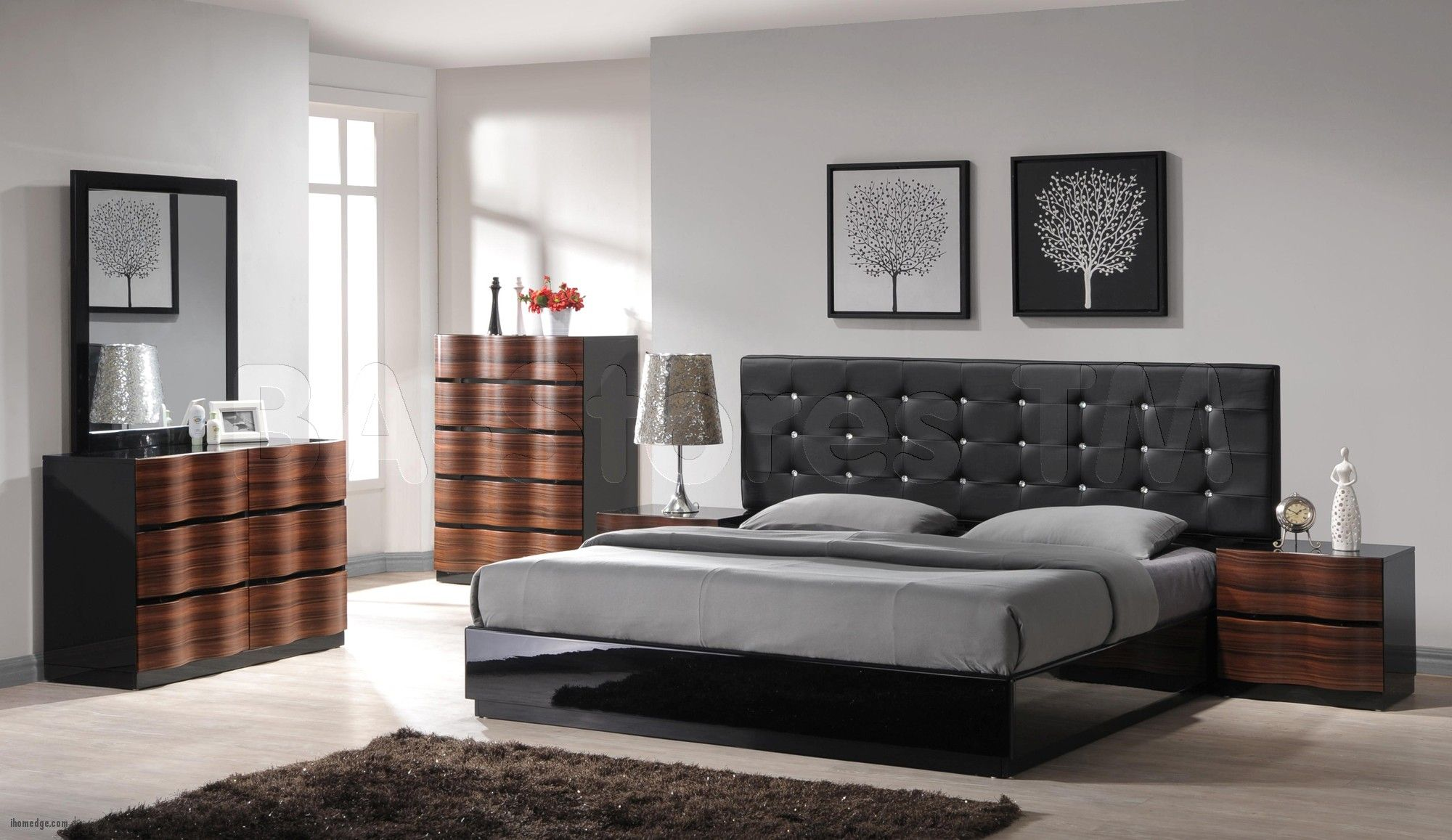 Best Luxury Contemporary Bedroom Furniture  Contemporary Bedroom Enchanting Bedroom Sets Designs Inspiration Design