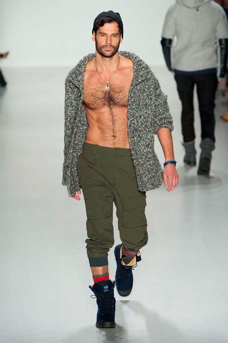 Sexy mens model nautica