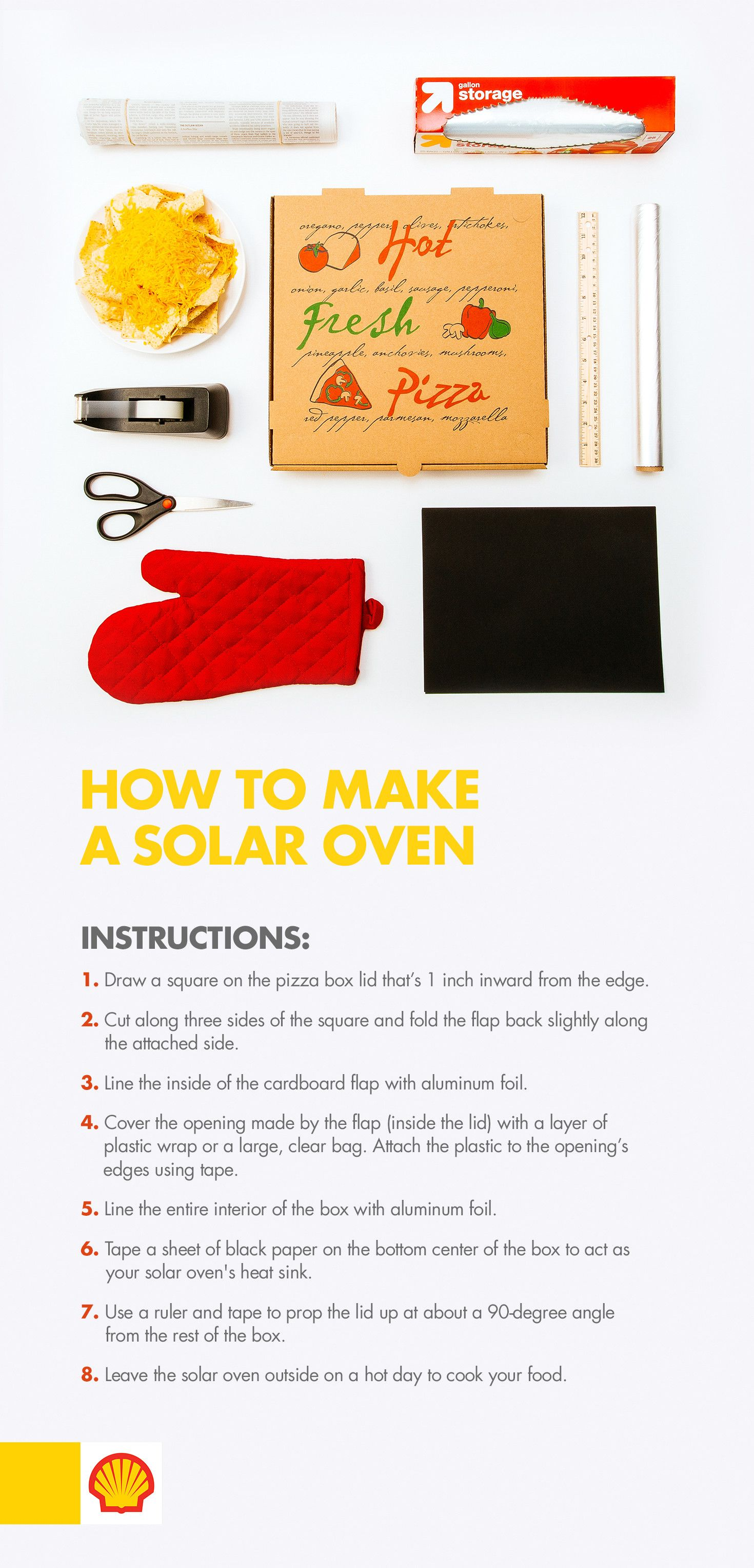 Diy solar oven this easy fun science project for kids for Solar energy articles for kids