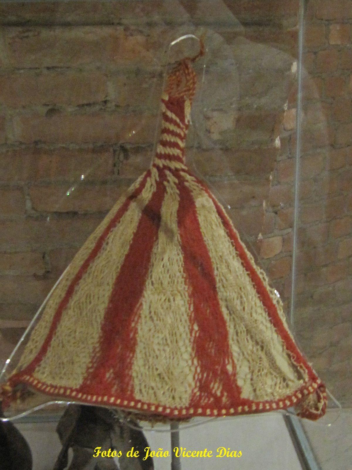 Chapéu de lã, bizantino.