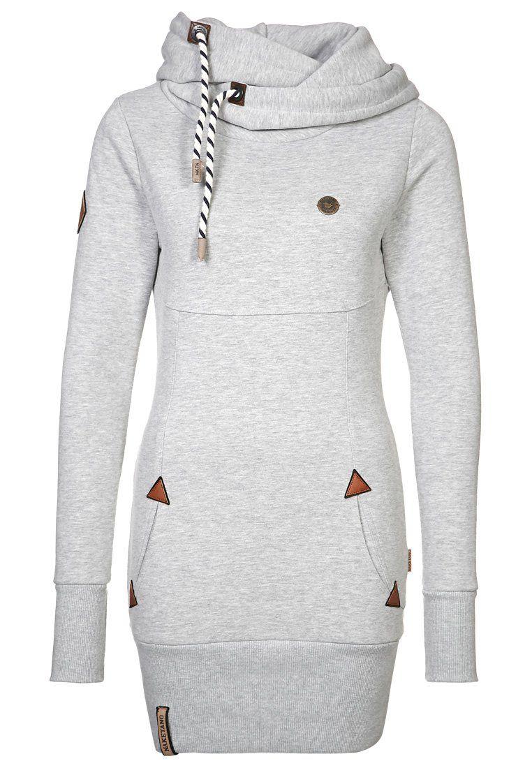 Long Hoodie Sweatshirt Dress Hooded #UNIQUE_WOMENS_FASHION ...