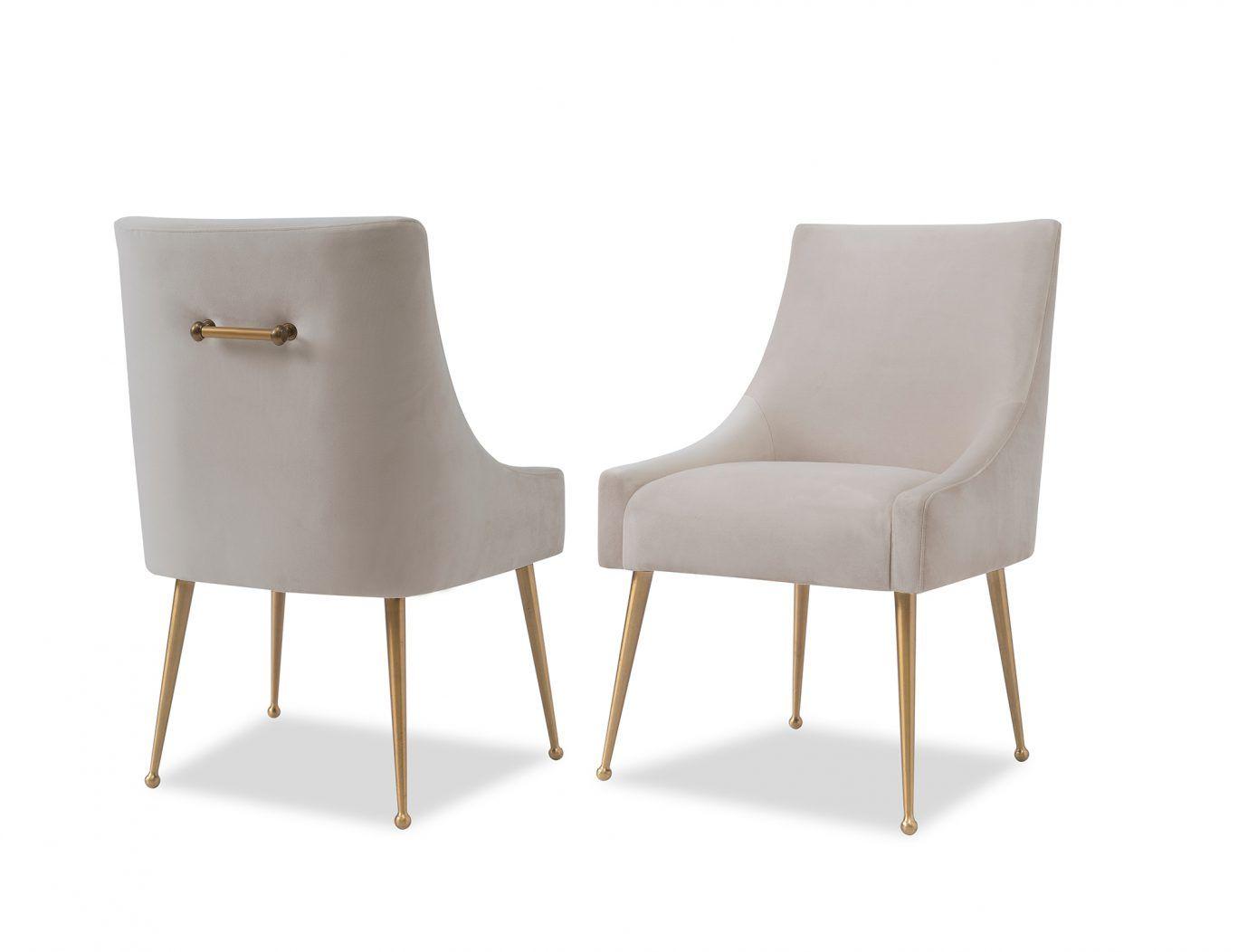 brass dining chair legs