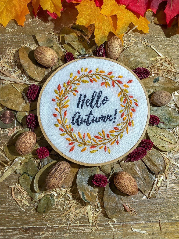 Hello autumn #helloautumn