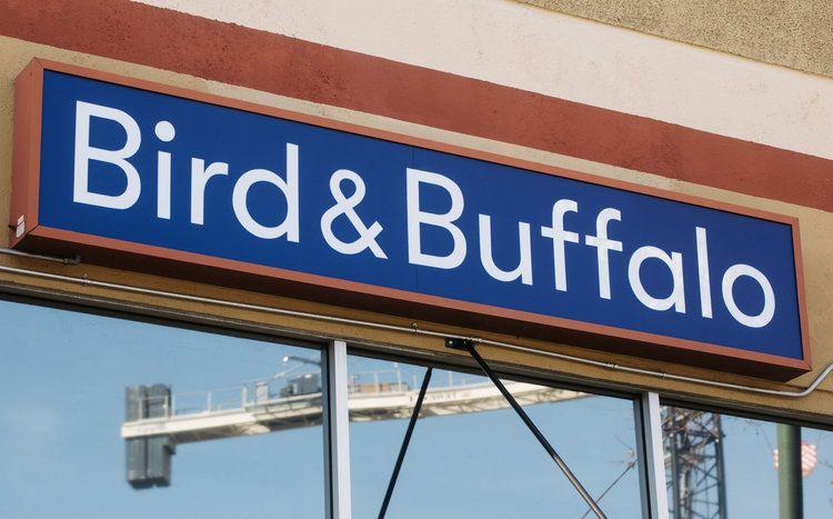 Bird buffalo thedepartment restaurant branding soul