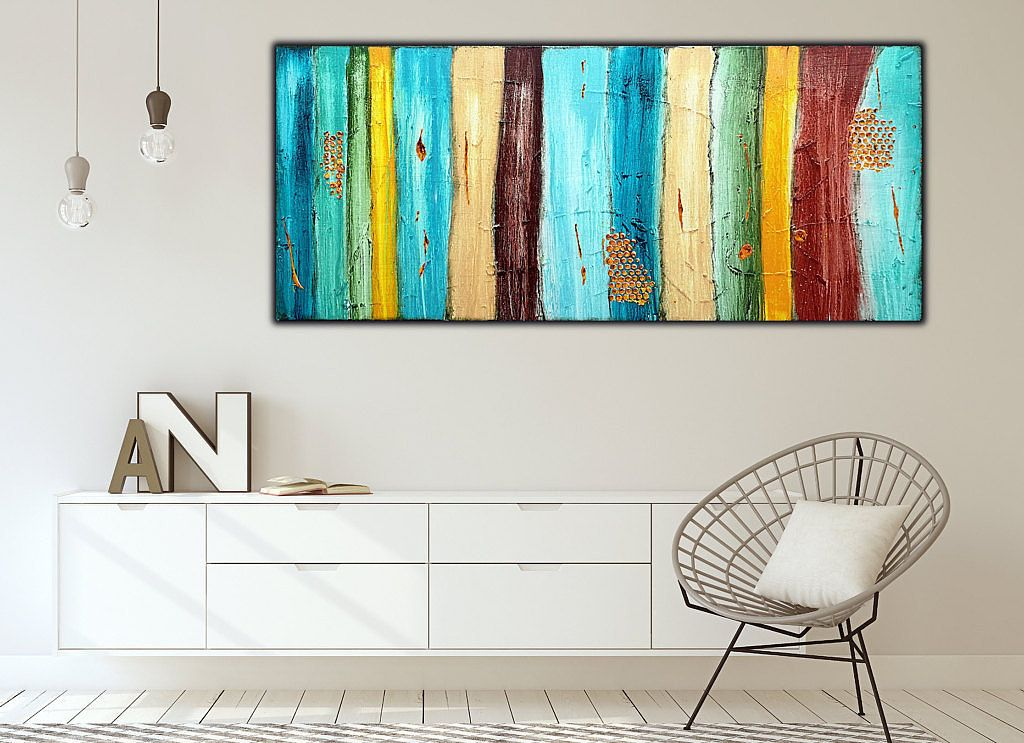 Excited To Share My Latest Art Ripples Xcm Acrylic On Canvas Heavy