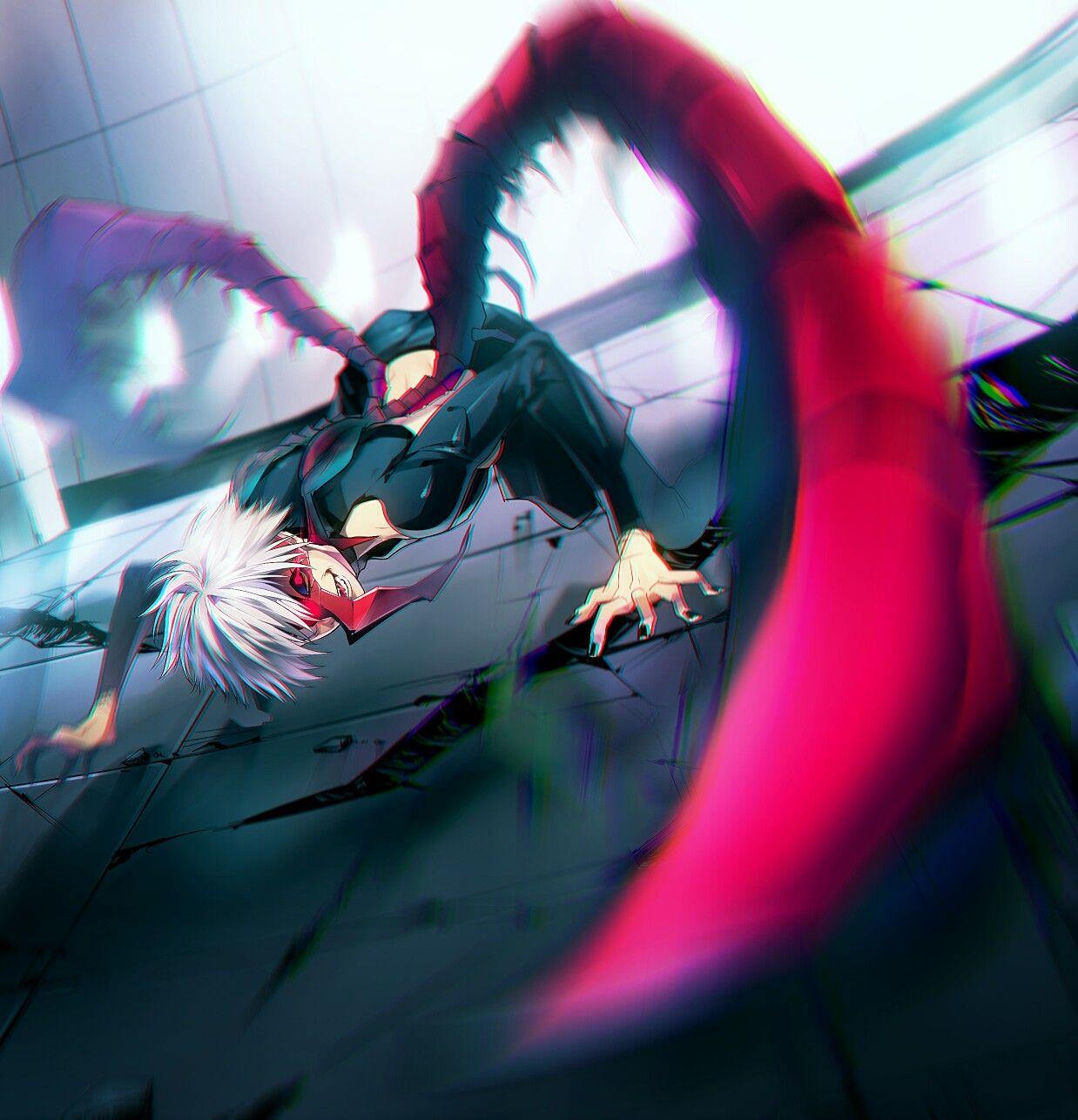 (*=3=*) insta rizw_n_kh_n Tokyo ghoul anime, Tokyo