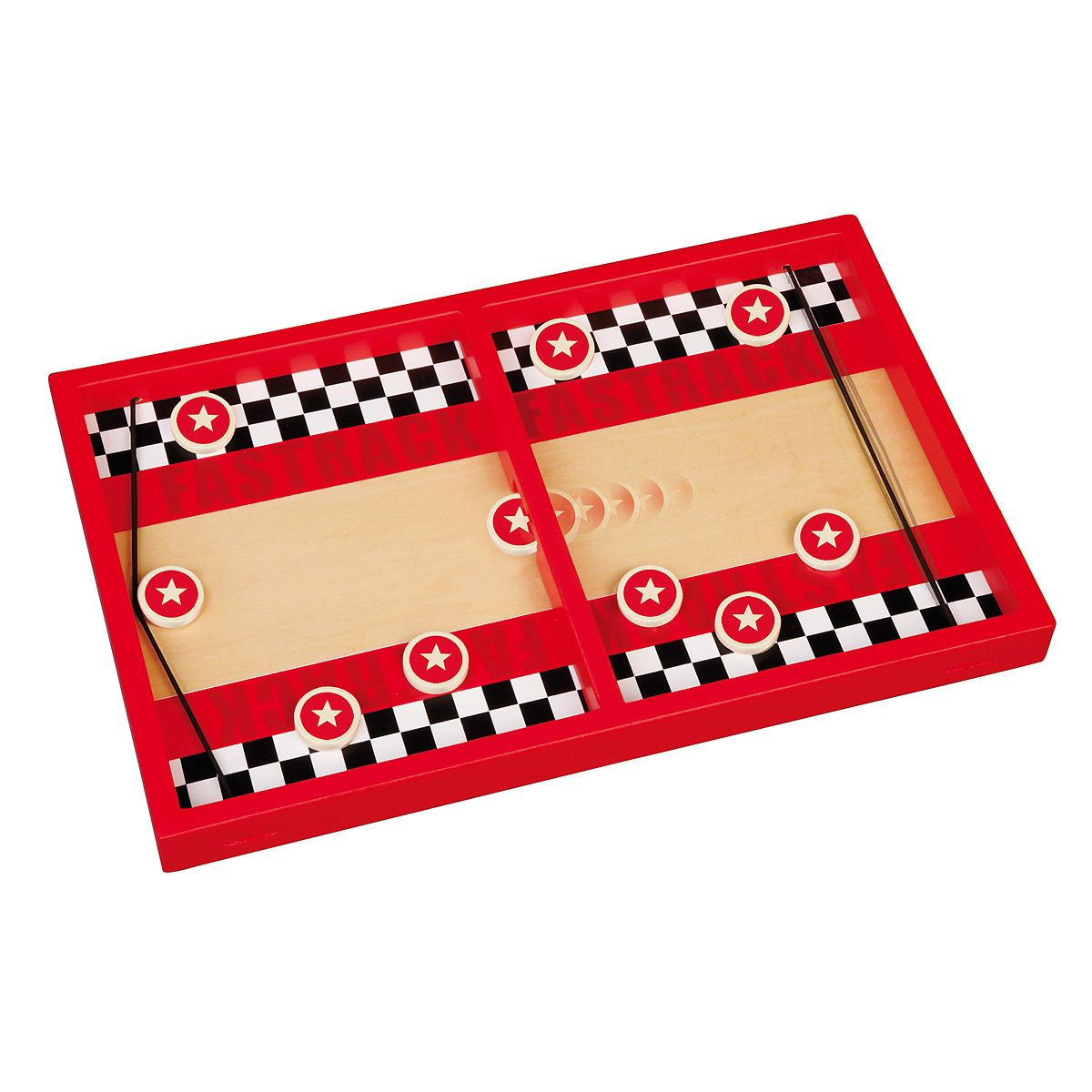 Fastrack Game Orange Games Wooden Games Gifts For Kids