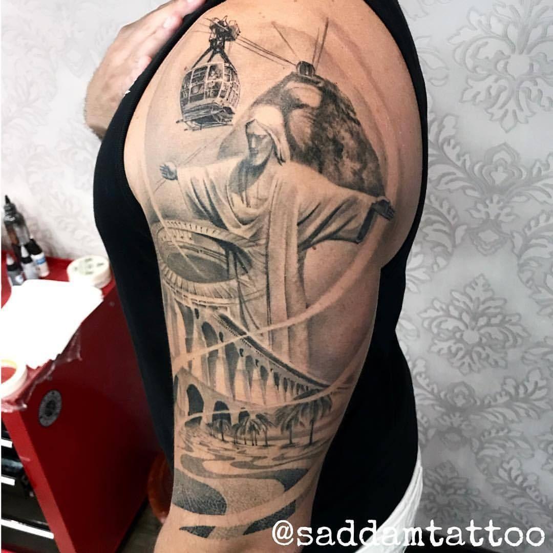 Pin De Danilo Costa Em Samurai Tatuagens Rio De Janeiro