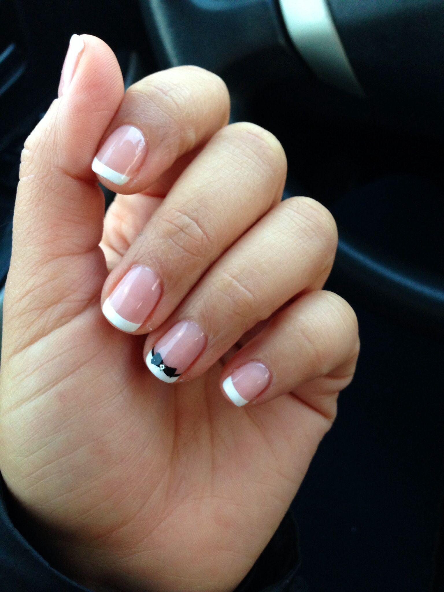 Perfect wedding nails for bride or bridesmaids | Nails ...