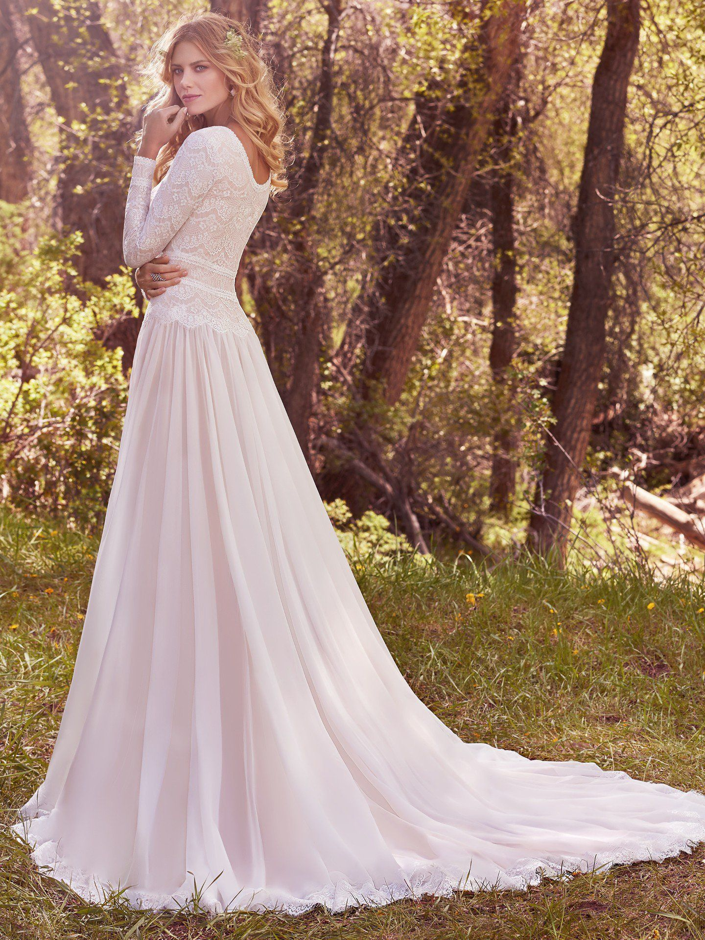 Deirdre marie by maggie sottero wedding dresses in say yes to