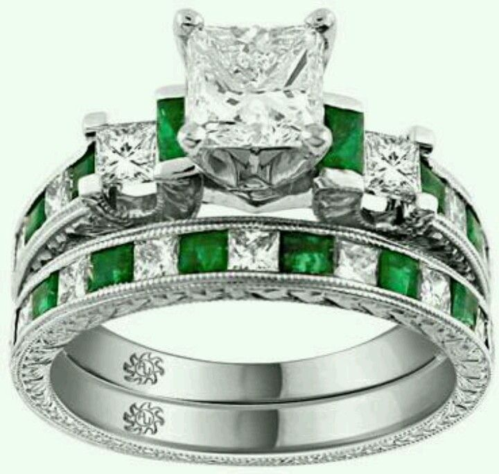 If he won't buy it for ur engagement,then have a baby in May, he'd get it for u then.the baby's birthstone