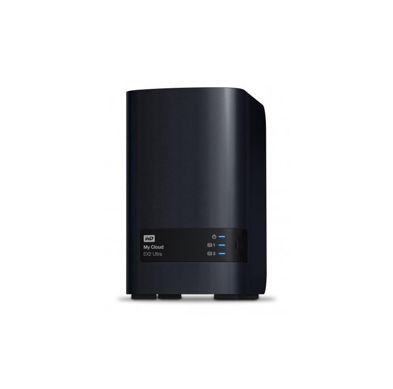 Nas Wd My Cloud Ex2 Ultra 2 Bay 3 5 16tb Wd Red Nas Drives Gigabit Ethernet Usb 3 0 X2 Raid 0 1 Jbod Spanning Nas Drive Clouds Ultra