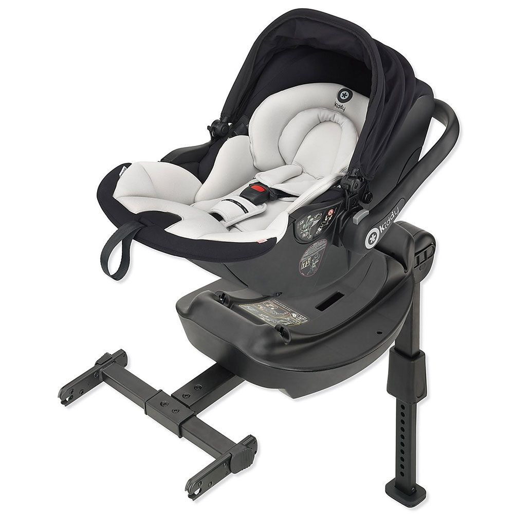 Kiddy Evo Lunafix Car Seat Stone #baby #kids