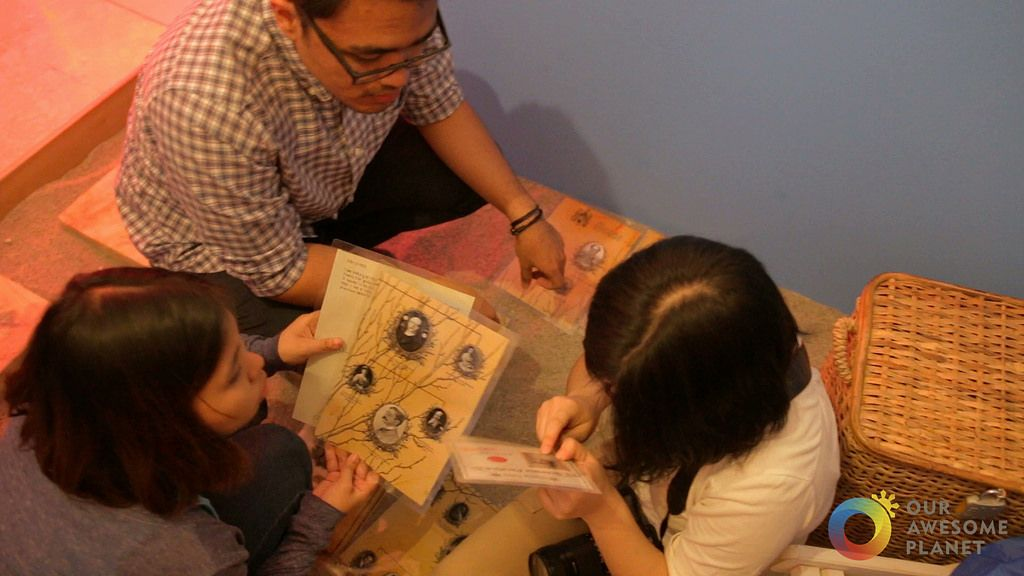JEWEL HEIST AT THE RESORT: Sherlock Holmes-inspired Mystery Room @EscapeHunt Manila