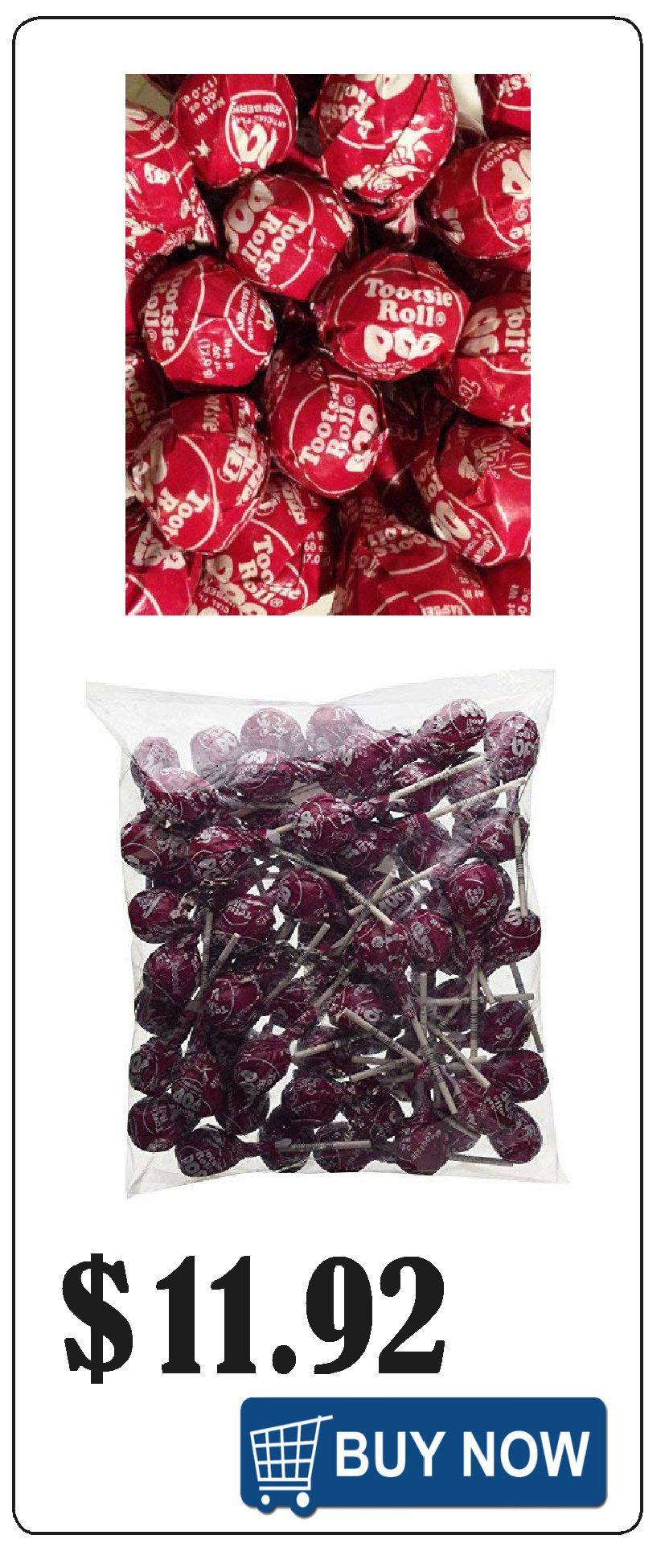red raspberry tootsie pops 60 pops | Tootsie pop ...  Red Tootsie Pop