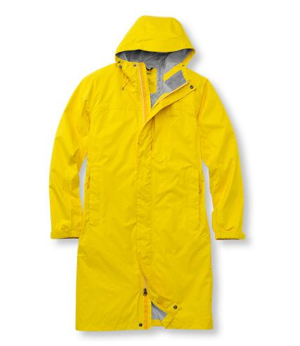 Trail Model Raincoat: Rain Jackets | Free Shipping at L.L.Bean