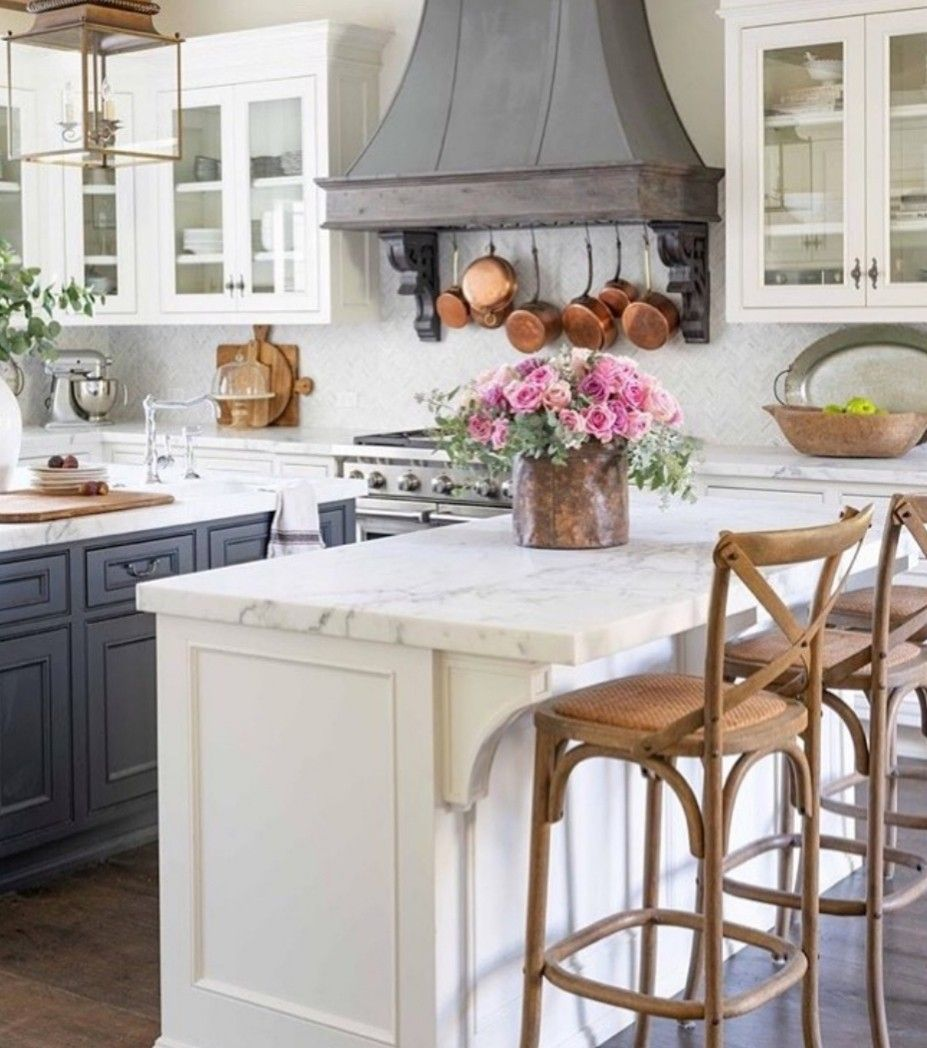 50 Lovely L Shaped Kitchen Designs Tips You Can Use From: Pin By Maria Sanchez On Beautiful Kitchens