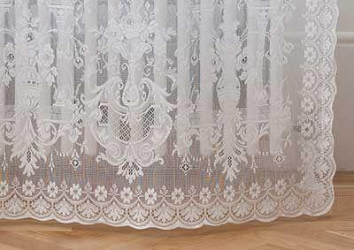 Cotton Lace Curtains Oban
