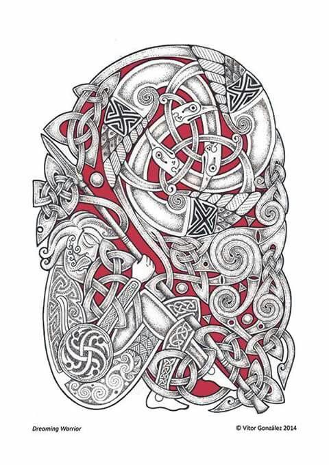 Tribal Tattoo Designs Tattoos Art Tatoos Celtic Knot Slavic Inner Arm Nordic