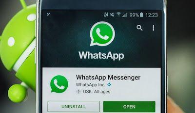 Cara daftar WhatsApp di hp Android terbaru dan kelebihan - buat akun WA contoh di semua merk Samsung Galaxy dengan aktifkan verifikasi nomor hp otomatis loh https://goo.gl/qLqBwY