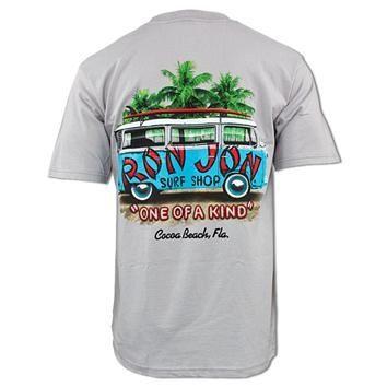Ron Jon Surf Bus Tee Cocoa Beach Mens T Shirts