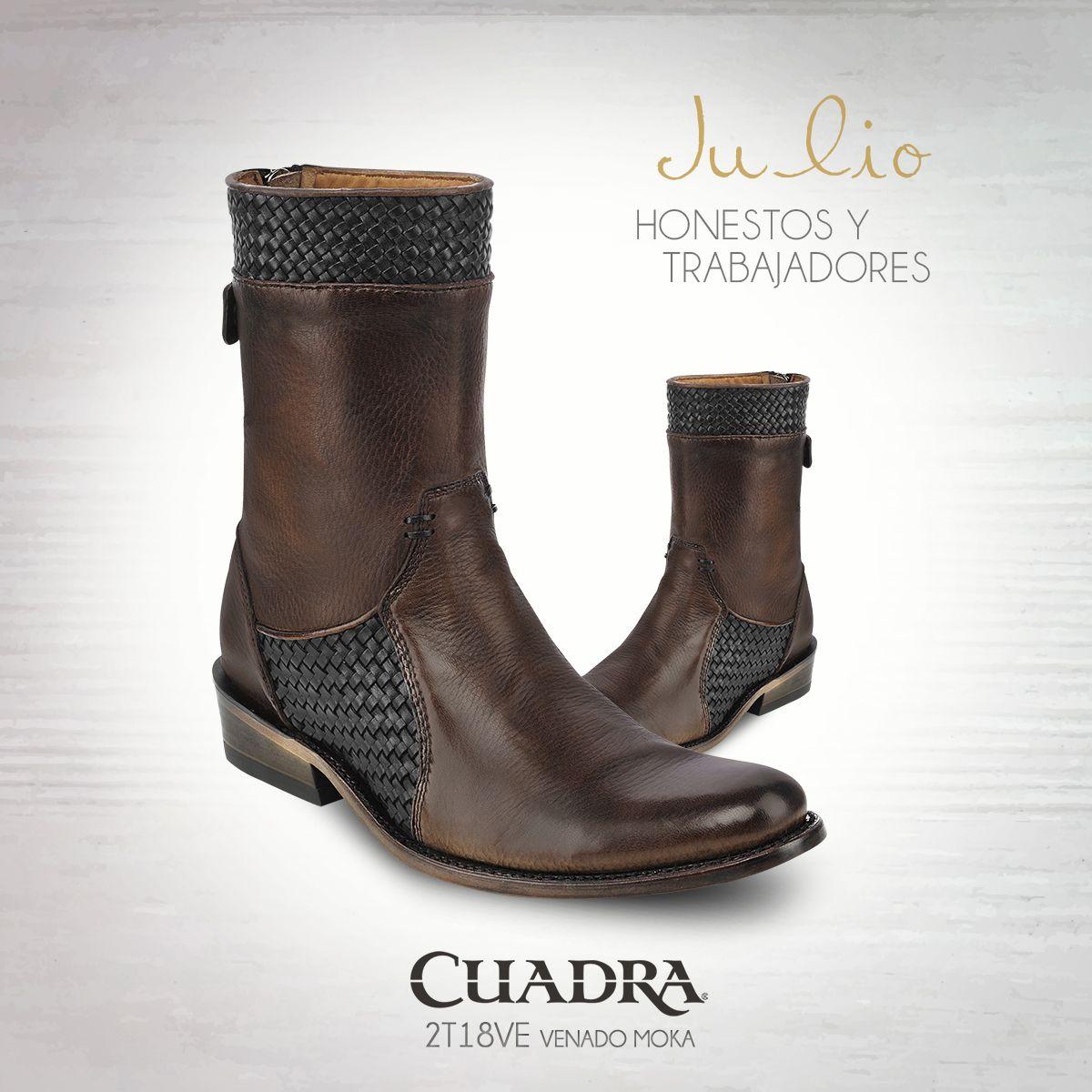 1b92b6e930f Bienvenido  Julio con mis  botas  CUADRA  Boots  FashionStyle
