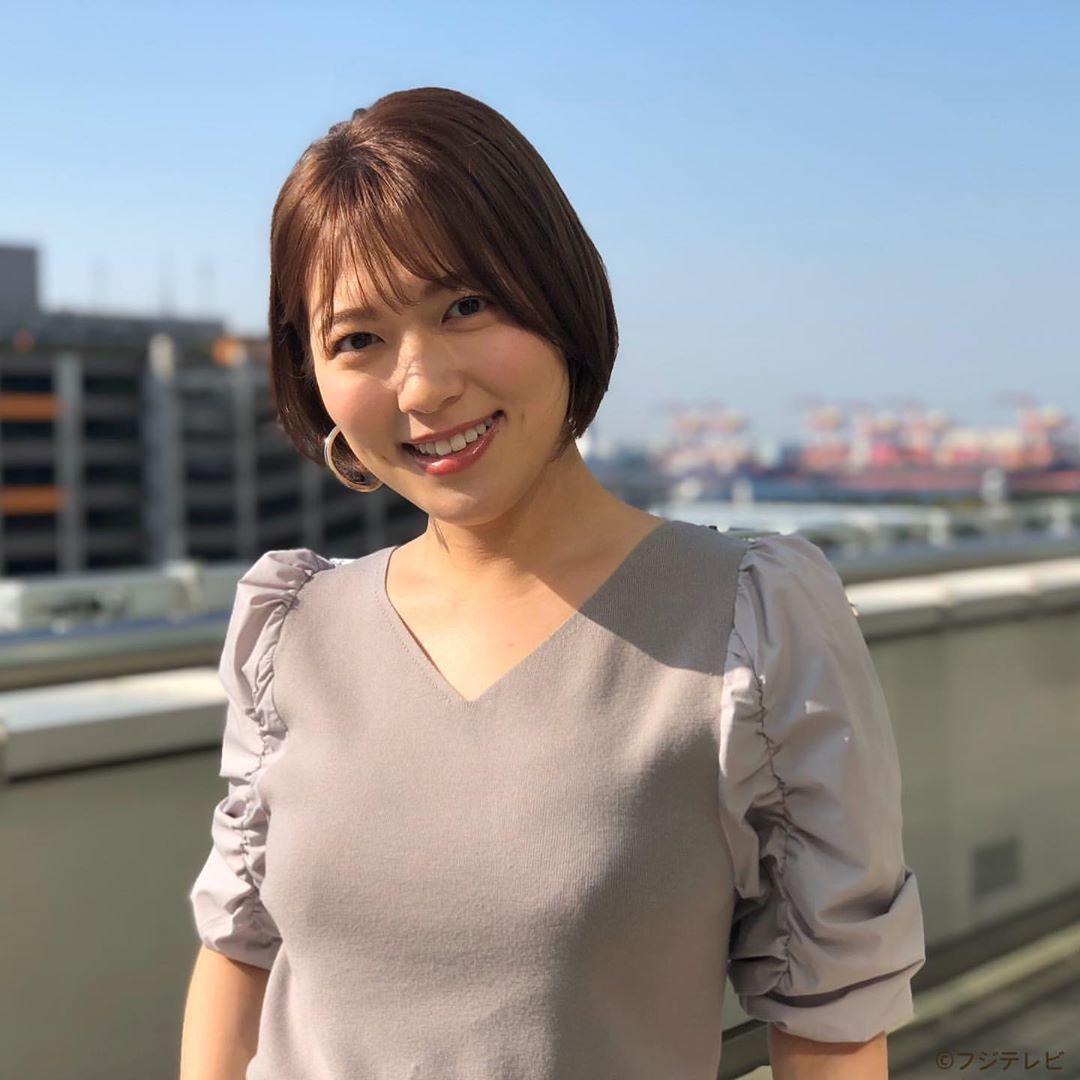お天気 フジ アナウンサー テレビ