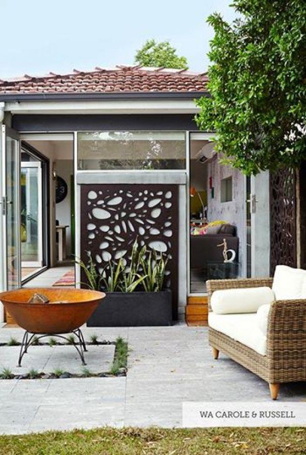 Paneles decorativos para exterior lowes paneles de - Paneles para paredes exteriores ...