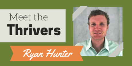 Meet the Thrivers: Ryan Hunter - PPC Specialist at Thrive