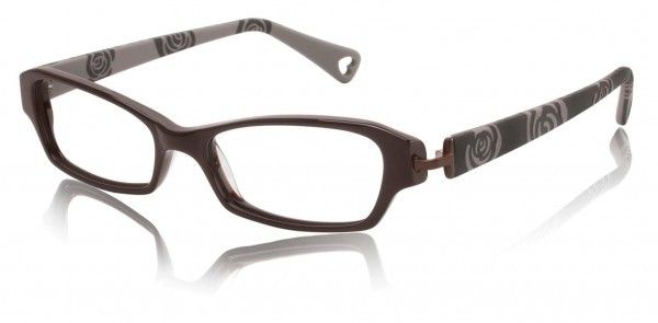 BONANZA: Betsey Johnson Rosie Chic Espresso BJ 105 02 Eyeglasses Eyewear Optical Frame Buy Now $75.0 Find at Faearch