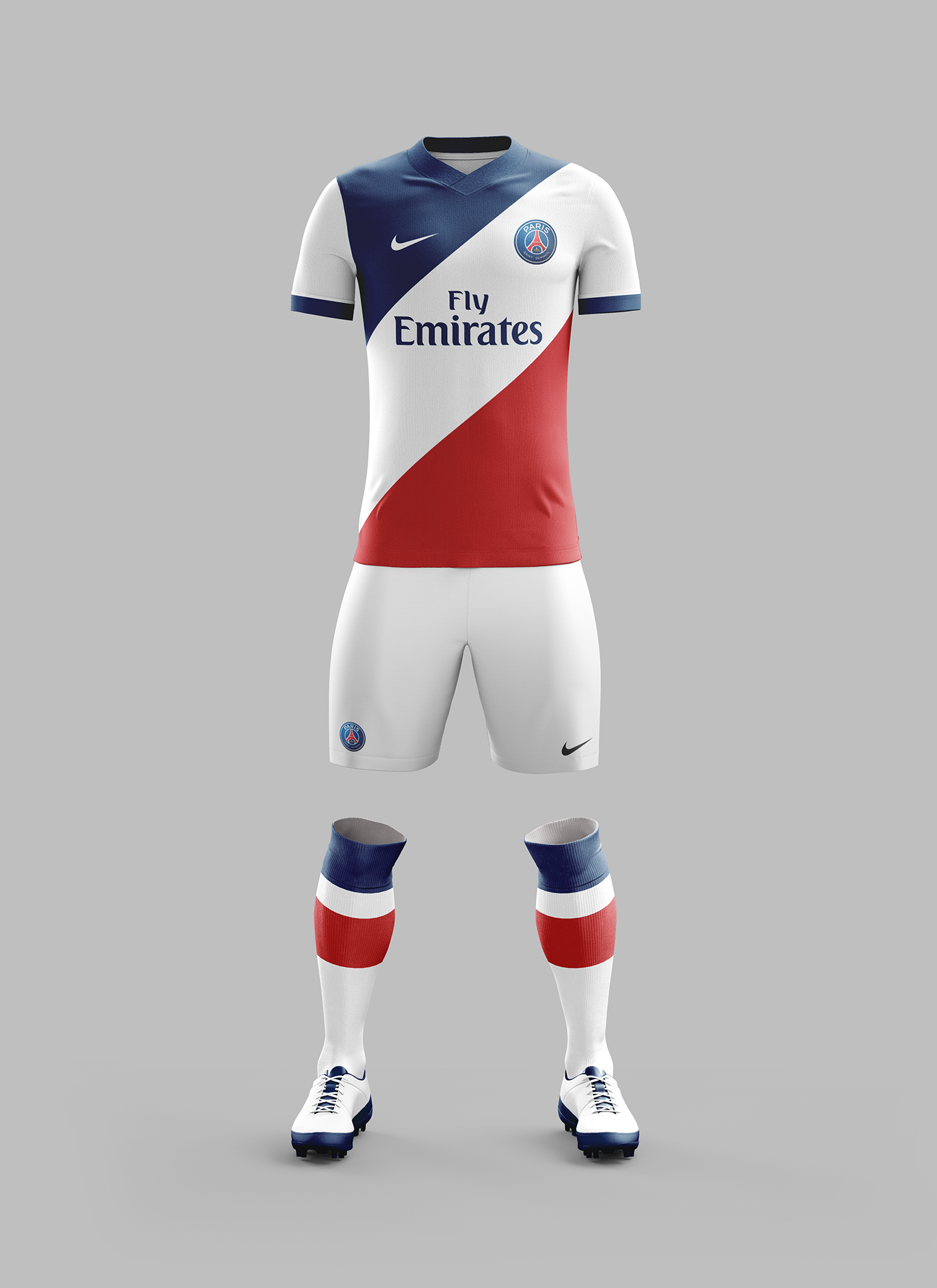 PSG Away Kit Concept - 2017-2018 Season on Behance  efcdd9fd3f