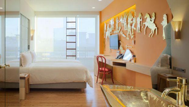 NEW Hotel, il nuovo albergo dei fratelli Campana ad Atene