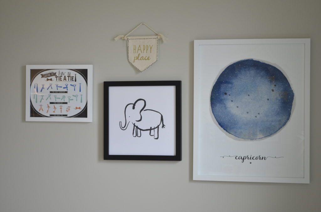 Modern Babyzimmer Ideen ~ Readers favorite: modern safari nursery